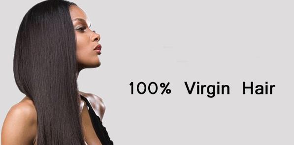 100% virgin hair